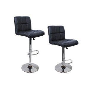 صندلی اپن مشکی کانتر